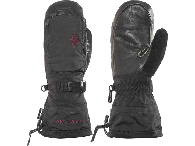 Black Diamond Mercury Mittens Damen black